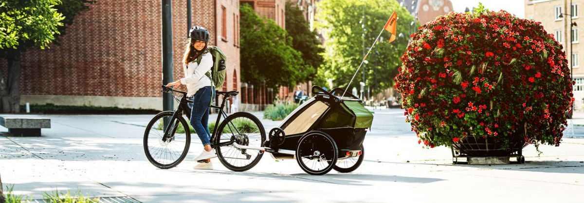thule chariot sport baner 2