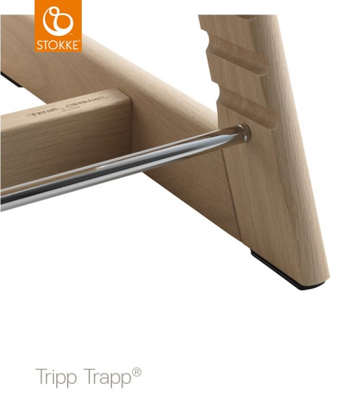 stokke idli ka tripp trapp anniversary limited edition oak white. Black Bedroom Furniture Sets. Home Design Ideas