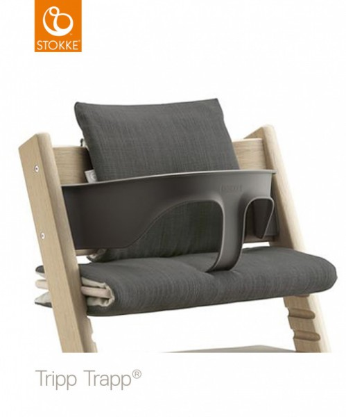 stokke tripp trapp pol t ek anniversary limited edition natural storm grey. Black Bedroom Furniture Sets. Home Design Ideas